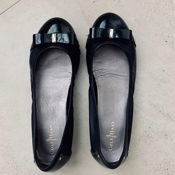 Cole Haan Shoes - Cole Hann black ballet flats